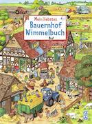 Cover-Bild zu Mein liebstes Bauernhof-Wimmelbuch von Caryad (Illustr.)