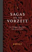 Cover-Bild zu Sagas aus der Vorzeit - Band 1: Heldensagas (eBook) von Rudolf, Simek (Hrsg.)