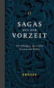 Cover-Bild zu Sagas aus der Vorzeit - Band 2: Wikingersagas (eBook) von Rudolf, Simek (Hrsg.)