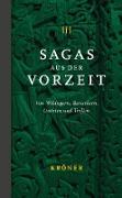 Cover-Bild zu Sagas aus der Vorzeit - Band 3: Trollsagas (eBook) von Rudolf, Simek (Hrsg.)