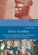 Cover-Bild zu Artus-Lexikon von Simek, Rudolf