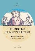 Cover-Bild zu Monster im Mittelalter von Simek, Rudolf