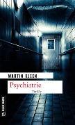 Cover-Bild zu Psychiatrie von Kleen, Martin
