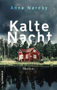Cover-Bild zu Kalte Nacht von Nordby, Anne