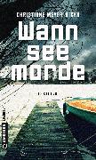 Cover-Bild zu Wannseemorde (eBook) von Meyer-Ricks, Christiane