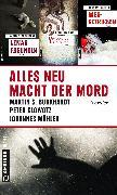Cover-Bild zu Alles neu macht der Mord (eBook) von Burkhardt, Martin S.
