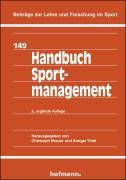 Cover-Bild zu Handbuch Sportmanagement von Breuer, Christoph