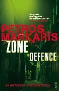 Cover-Bild zu Zone Defence von Markaris, Petros