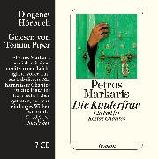 Cover-Bild zu Die Kinderfrau von Markaris, Petros