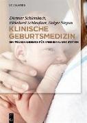 Cover-Bild zu Klinische Geburtsmedizin von Schlembach, Dietmar