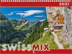 Cover-Bild zu Cal. Swiss Mix 2021 Ft. 31,5x23