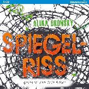 Cover-Bild zu Spiegelriss (Audio Download) von Bronsky, Alina