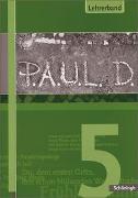 Cover-Bild zu P.A.U.L. D. 5. Lehrerband von Aland, Sabine