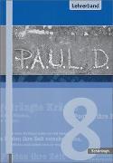 Cover-Bild zu P.A.U.L. D. 8. Lehrerband von Aland, Sabine