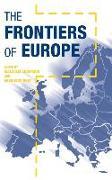 Cover-Bild zu Frontiers of Europe von Gold, Anne