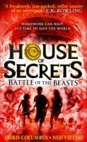 Cover-Bild zu Battle of the Beasts von Columbus, Chris