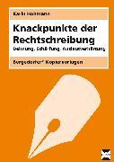 Cover-Bild zu Knackpunkte der Rechtschreibung, 3/4 Klasse von Hohmann, Karin