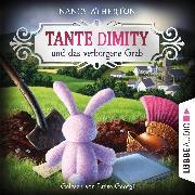Cover-Bild zu Tante Dimity und das verborgene Grab - Ein Wohlfühlkrimi mit Lori Shepherd, Teil 4 (Ungekürzt) (Audio Download) von Atherton, Nancy
