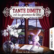 Cover-Bild zu Tante Dimity und das geheimnisvolle Erbe - Ein Wohlfühlkrimi mit Lori Shepherd 1 (Ungekürzt) (Audio Download) von Atherton, Nancy
