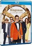 Cover-Bild zu KINGSMAN: IL CERCHIO D'ORO von Matthew Vaughn (Reg.)