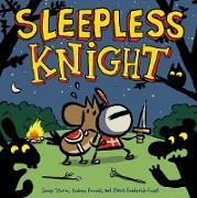 Cover-Bild zu Sleepless Knight von Sturm, James