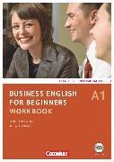 Cover-Bild zu Business English for Beginners, Third Edition, A1, Workbook mit CD von Frost, Andrew