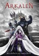 Cover-Bild zu Arkalen von Frost, Mark B.