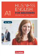Cover-Bild zu Business English for Beginners, New Edition, A1, Workbook, Mit PagePlayer-App inkl. Audios von Frost, Andrew