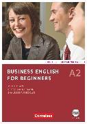 Cover-Bild zu Business English for Beginners, Third Edition, A2, Kursbuch mit CD von Ashdown, Shaunessy