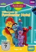 Cover-Bild zu Willkommen im Furchester-Hotel von Ward, Belinda