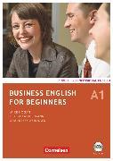 Cover-Bild zu Business English for Beginners, Third Edition, A1, Kursbuch mit CD von Ashdown, Shaunessy