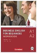 Cover-Bild zu Business English for Beginners, Third Edition, A1/A2, Workbook mit CD von Frost, Andrew