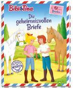 Cover-Bild zu Bibi & Tina Die geheimnisvollen Briefe von Svenja Dieken