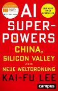 Cover-Bild zu AI-Superpowers von Lee, Kai-Fu