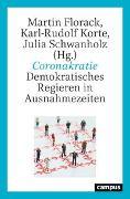 Cover-Bild zu Coronakratie von Florack, Martin (Hrsg.)