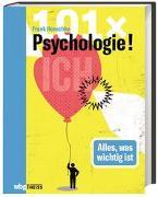 Cover-Bild zu 101 x Psychologie! von Henschke, Frank