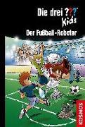 Cover-Bild zu Blanck, Ulf: Die drei ??? Kids, 75, Der Fußball-Roboter