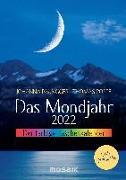 Cover-Bild zu Das Mondjahr 2022