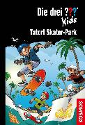 Cover-Bild zu Die drei ??? Kids, 84, Tatort Skater-Park (drei Fragezeichen Kids) (eBook) von Blanck, Ulf
