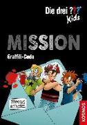 Cover-Bild zu Die drei ??? Kids, Mission Graffiti-Code von Schiefelbein, Nina