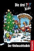 Cover-Bild zu Die drei ??? Kids, 57, Der Weihnachtsdieb von Pfeiffer, Boris