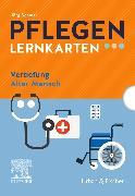 Cover-Bild zu PFLEGEN Lernkarten Vertiefung Alter Mensch von Schmal, Jörg