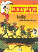 Cover-Bild zu Das Alibi und andere Geschichten von Morris (Illustr.)