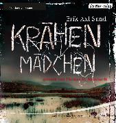 Cover-Bild zu Krähenmädchen (Audio Download) von Sund, Erik Axl