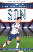Cover-Bild zu Son Heung-min (Ultimate Football Heroes - the No. 1 football series) (eBook) von Oldfield, Matt & Tom