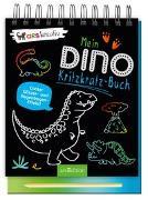 Cover-Bild zu Mein Dino-Kritzkratz-Buch