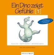 Cover-Bild zu Ein Dino zeigt Gefühle (1) von Manske, Christa