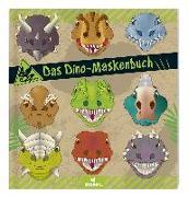 Cover-Bild zu Dino Maskenbuch von Hollander, Silvan (Illustr.)