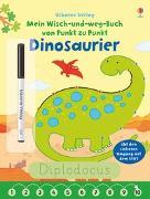 Cover-Bild zu Mein Wisch-und-weg-Buch von Punkt zu Punkt: Dinosaurier von Fearn, Katrina (Illustr.)