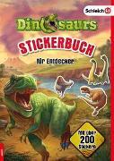 Cover-Bild zu SCHLEICH® Dinosaurs? Stickerbuch für Entdecker